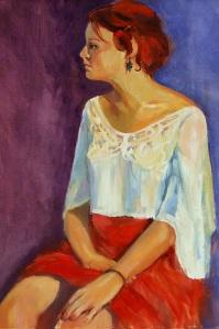 Oil on canvas, 50x60