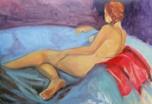 Oil on canvas 70x50