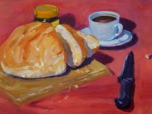 Oil on canvas - 40x30