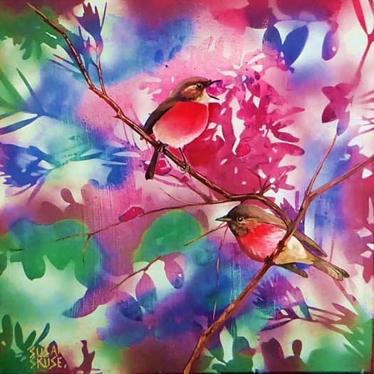 Rockin Robin #1 - Rose Robin.web